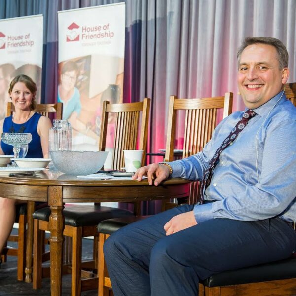 ShelterCare Vision Launched at Friendship Dinner